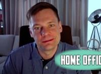 """Litkai Gergely a Home office-ban: """"Ez egy jó lehetőség, hogy restartot nyomjunk"""""""