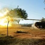 Népirtás: vegyi támadásokat hajt végre a szíriai rezsim