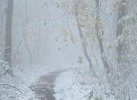 20 centi hó is eshet délen a hétvégén