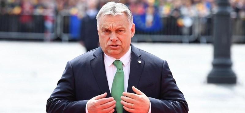 Orbán Viktor megérkezett Washingtonba
