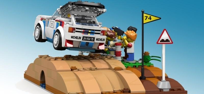 Szavazzon, hogy ez a szupermenő Lego megvalósulhasson