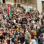 Hétfőn Palkovics László hivatala előtt tüntetnek majd az SZFE hallgatói