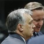 EU-csúcs: Cameron váratlan bejelentése mindent felforgatott