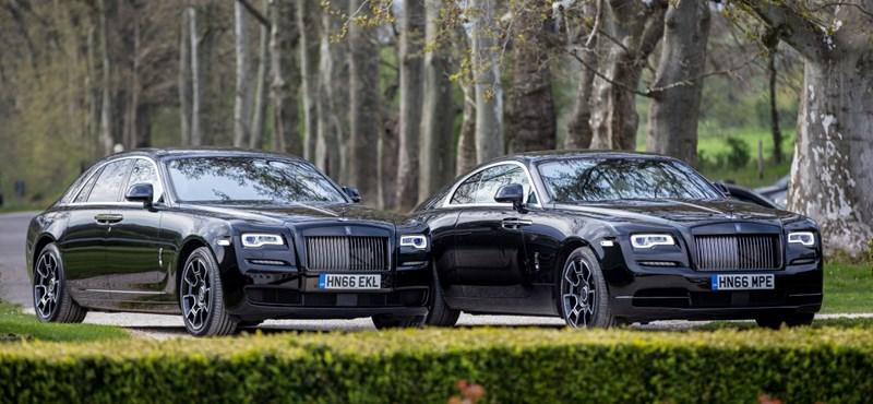 Rolls-Royce-tesztvezetés: Darth Vader és Prince eltitkolt gyermekei