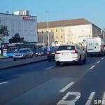 Olyan jelenetet rögzített a budapesti buszos kamerája, amiből minden közlekedő tanulhatna – videó
