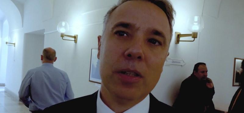 Gajda Péter letolja magáról az MSZP–Fidesz-mutyi gyanúját – videóinterjú