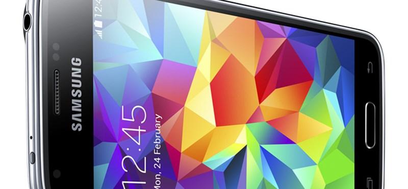 Kisebb, olcsóbb: itt a Samsung Galaxy S5 Mini
