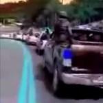 Összecsapásra készül a mexikói droghadsereg egy most kikerült videón