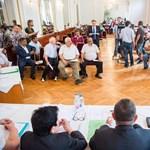 Hiába tiltakozott Farkas Flórián szervezete, zárt ülést rendeltek el az ORÖ-nél
