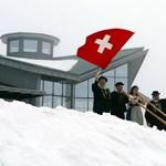 Megugrott Svájc exportja a frank árfolyamstopja miatt