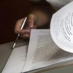 Újabb vizsga vár a középiskolásokra: két hét múlva kezdődik az őszi érettségi