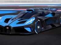 Elképesztő számháborút indít a Bugatti 1850 lóerős új hiperautója