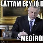 Orbán kanapéja és a Tolmácsot kérek! – 2014-ben is pörgött a mémgyár