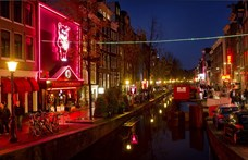 Marihuána és prostituáltak - elveszítheti vonzereje egy részét Amszterdam