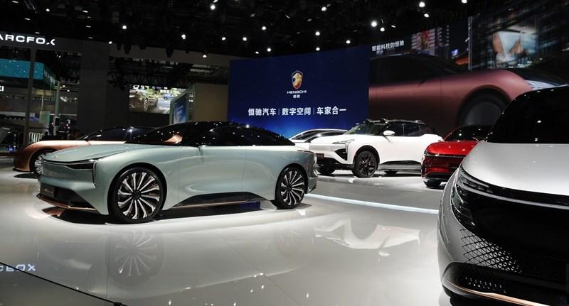 Egyetlen kocsit sem adott el, mégis 87 milliárd dollárt ér egy kínai autógyár