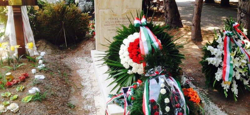 Utánajártunk a rejtélyes Petőfi-temetésnek