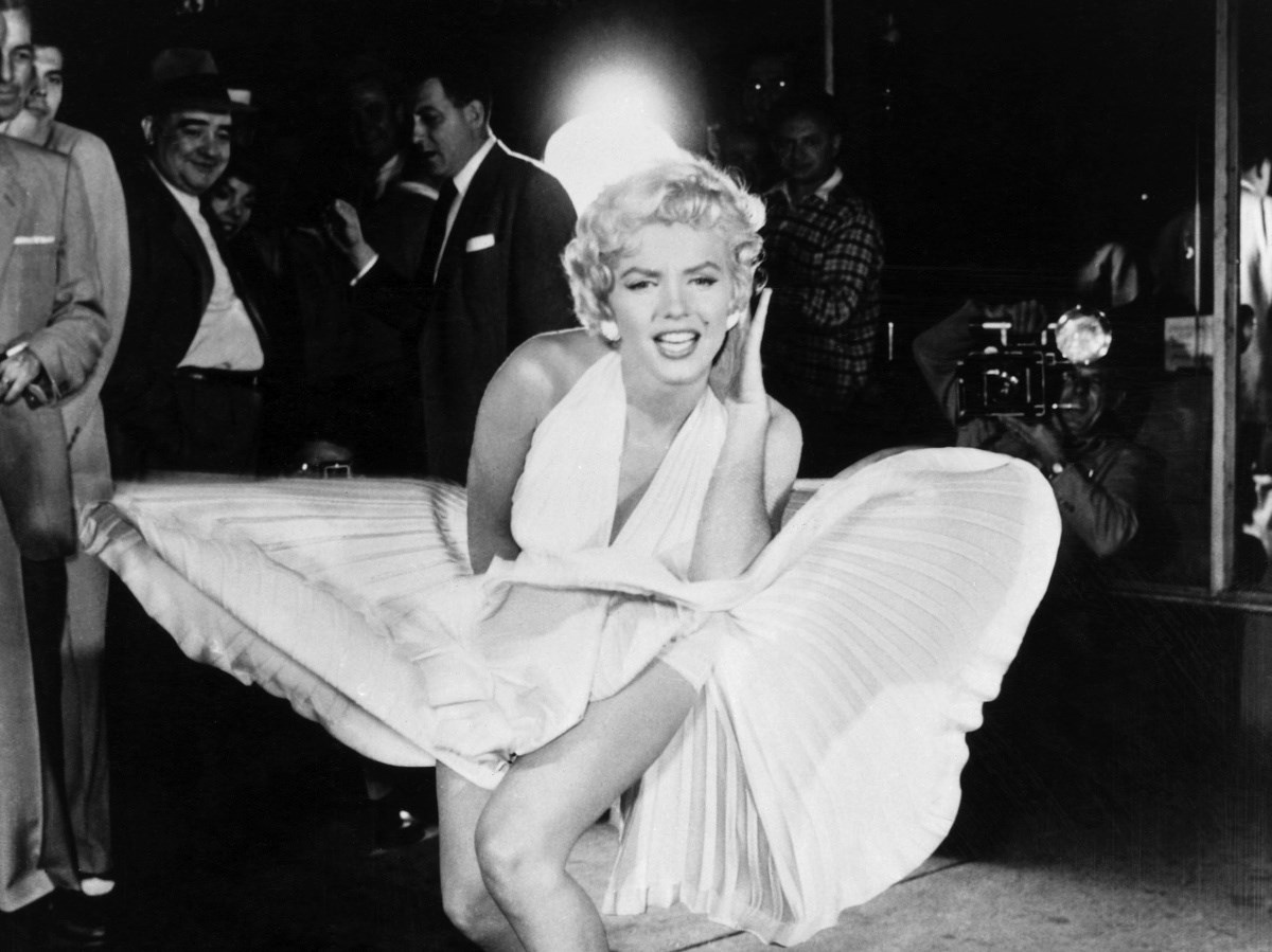 90 éves lenne Marilyn Monroe