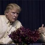 Trumpnak szerenádozott a véreskezű önkényúr - videó