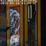 Videó: A Combino-utasok pofátlan fosztogatói szerencsére semmiből nem tanulnak