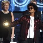 Bruno Mars és Kendrick Lamar tarolt az idei Grammy-gálán