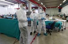 Olaszországban majdnem ezer ember halt meg egy nap alatt a vírustól