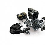 Gyönyörű fotók és hivatalos adatok a Renault új F1-es motorjáról