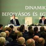 Orbán semmiféle kilengést nem enged a pénzügyekben