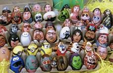 Minden a tojások körül forog