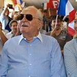 Ötezer eurót kell perkálnia Marine Le Pen romákat becsmérlő apjának
