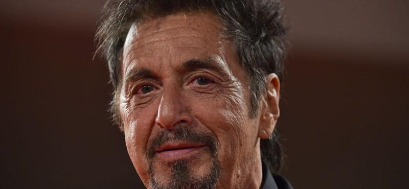 Al Pacino Amazon-sorozathoz igazolt