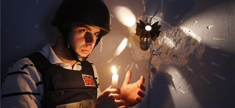 Tárt kapukkal várja a sokkolódni vágyókat a szarajevói bunkerszálló – fotók