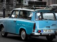 Több Trabant van forgalomban Németországban, mint Tesla