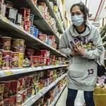 Az élelmiszerárak világszerte gyorsabban nőnek, mint az infláció