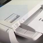 Nem vicc: itt a szöveget fordító fénymásoló