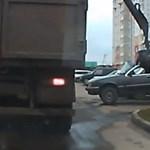 Nincs irgalom a roncsautóknak az oroszoknál - videó