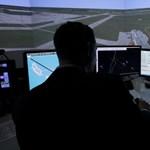 A reptér mindennapjai - így megy a légiforgalmi irányítás - Nagyítás-fotógaléria