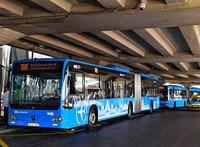 Visszaválthatók a BKK nem járó reptéri járatára szóló buszjegyek