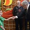Kásler ellátogatott egy budapesti óvodába, sajtótájékoztatót is tartott - fotók