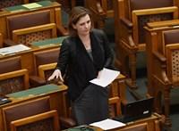 Végleg otthagyja a parlamentet a volt jobbikos Hegedűs Lórántné