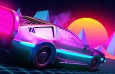 Giugiaro cége hozná vissza a Vissza a jövőbe autóját?