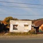 Házak százait lopták el Ózdon. Nyomor a kövön - galéria