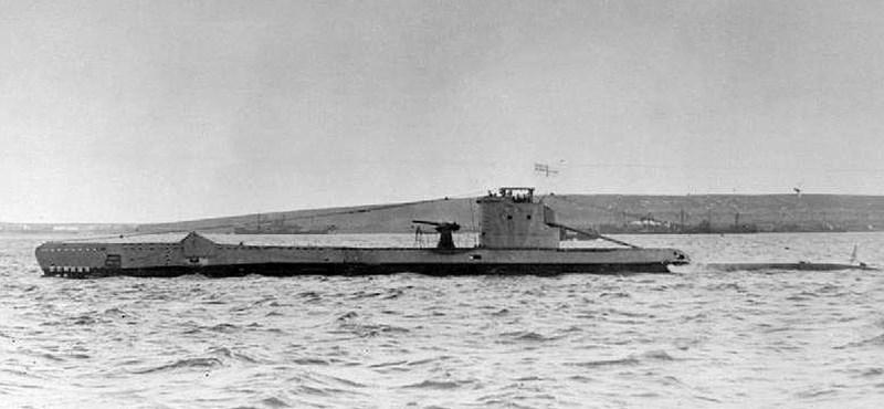 Megtalálták a 77 éve, rejtélyes körülmények között elsüllyedt tengeralattjáró roncsát