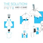 Pólót készíthetünk otthon a PET-palackokból