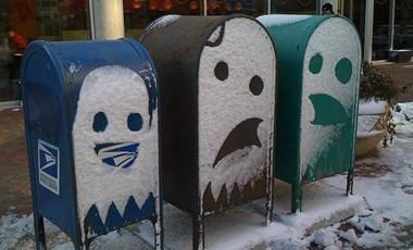 A posta is belekeveredett az amerikai kampányba