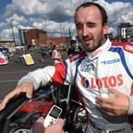 Kubica mégsem tett le a Forma–1-es visszatérésről?