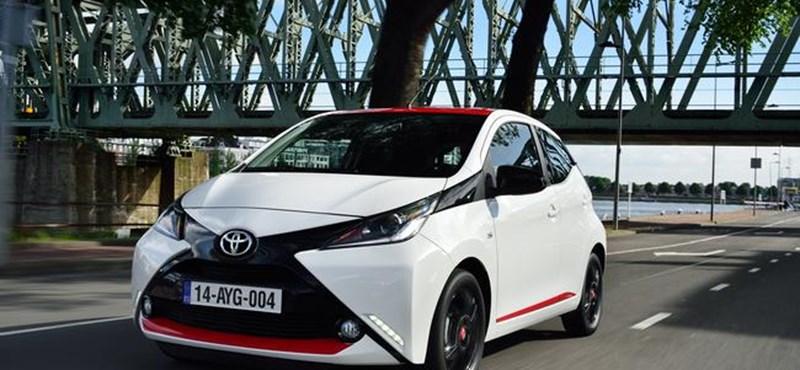 Egy régi-új városi divattörpe – Toyota Aygo-bemutató