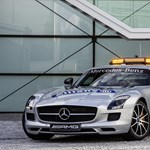 Búcsúzni készül a sirályszárnyú Mercedes