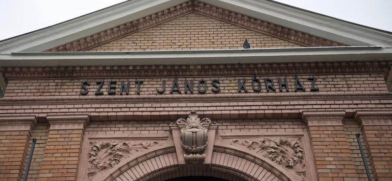 A Szent János Kórház szerint kiforgatták az adománygyűjtési felhívásukat