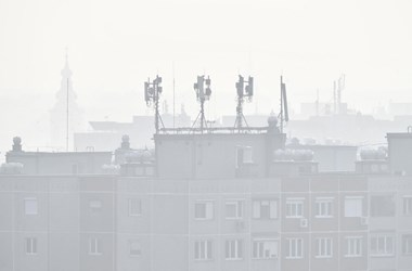 Több városban egészségtelen a levegő, Budapesten romlani fog a helyzet