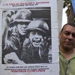 Máig érezhető a feszültség - háború a Falkland-szigetekért - Nagyítás-fotógaléria